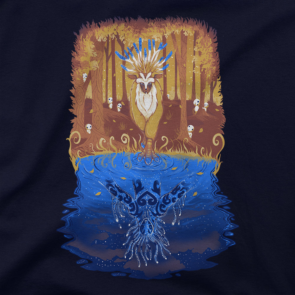 Autumn Forest Spirit T-Shirt
