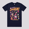 Funny Captain Toad Smash Video Games T-Shirt