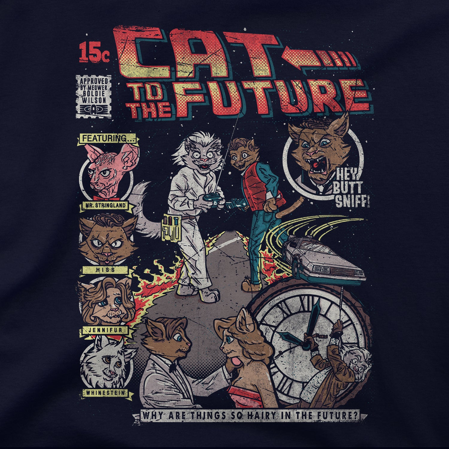 Cat To The Future