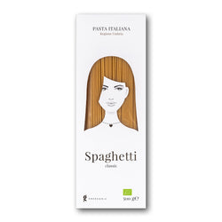 Good Hair Day Pasta - BIO Spaghetti Classic - Qverfield