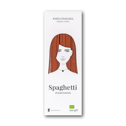 Good Hair Day Pasta - BIO Spaghetti al Peperoncini - Qverfield