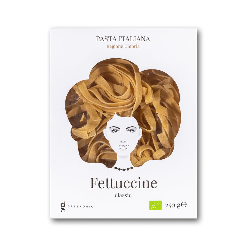 Good Hair Day Pasta BIO Fettuccine Classic - Qverfield