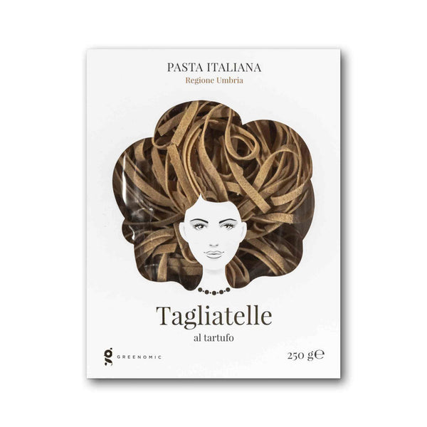 Good Hair Day Pasta - BIO Fettuccine tatufo - Qverfield