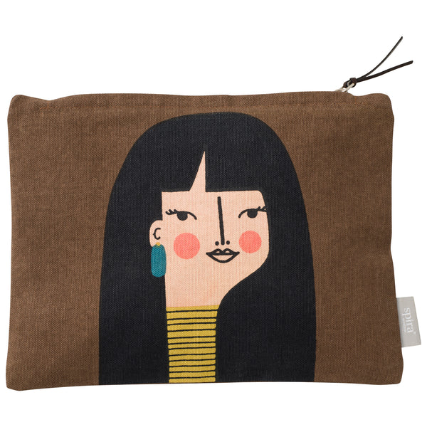 Naomi - kleine Tasche - Toiletry Bag - Clutch