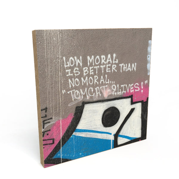 Berlin - Low moral - Qverfield