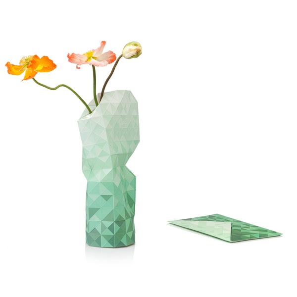 Paper Vases Cover by Pepe Heykoop - Qverfield