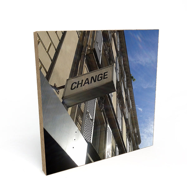 Change - Paris