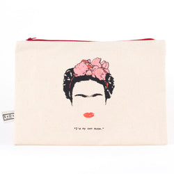 Muse - kleine Tasche - Toiletry Bag - clutch