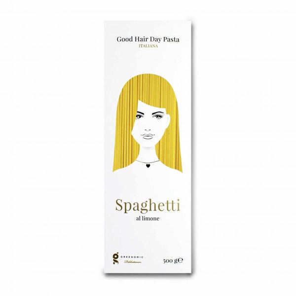 Good Hair Day Pasta - Spaghetti al Limone