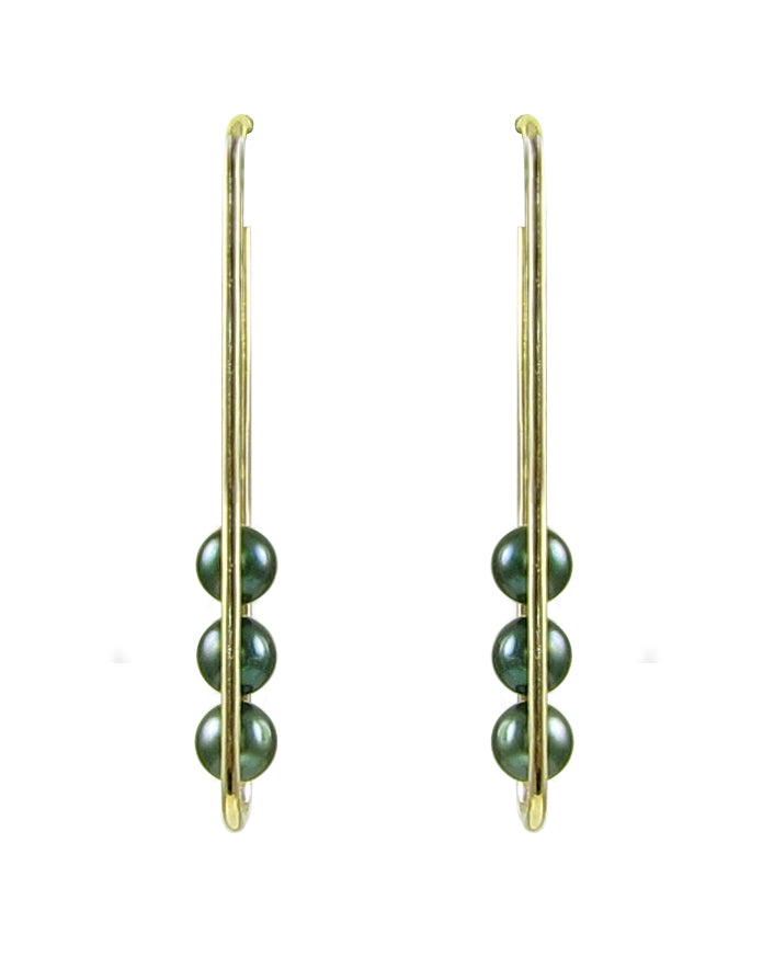 Abacus Triple Spinning Pearls