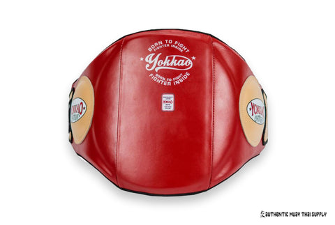 Yokkao® Belly pad | Vintage red