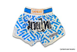 SATRAA® | THE AIR FIRST COLLECTION | MUAY THAI SHORTS