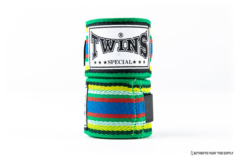 "Twins Special® ""Native"" hand wraps collection"