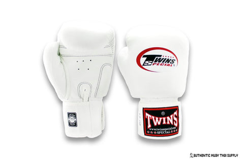 TWINS SPECIAL® | BOXING GLOVES BGVL3 | WHITE