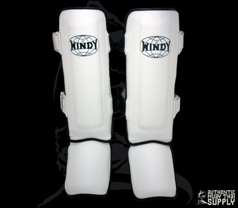 TOP KING® | PRO LEATHER SHIN GUARDS
