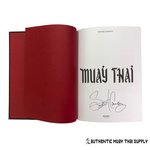 """Muay Thai"" Book - Authentic Muay Thai Supply"