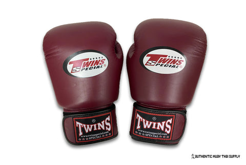 TWINS SPECIAL® | BOXING GLOVES BGVL3 | MAROON