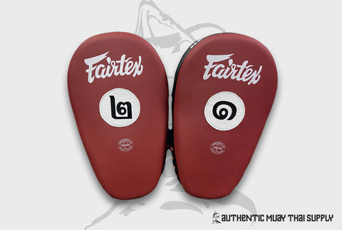 FAIRTEX® | ANGULAR FOCUS MITTS | FMV12