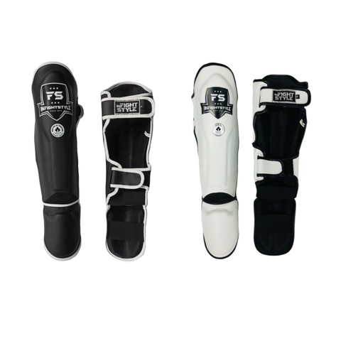 InFightStyle® Enfused Shin Guards - Authentic Muay Thai Supply