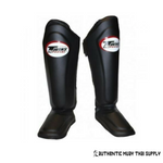 Twins Special® | SGL-10  | Leather Shin Guards - Authentic Muay Thai Supply