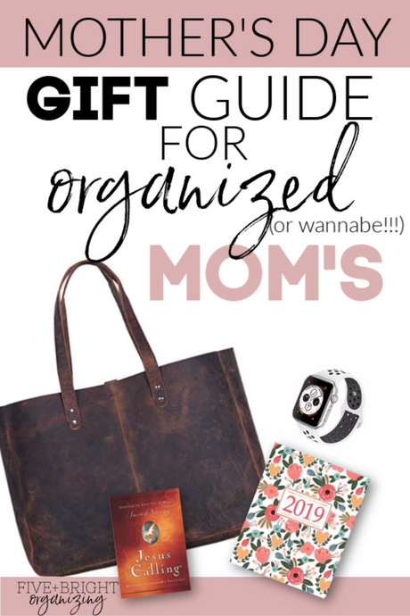 Gift Guide for the Organized Mom
