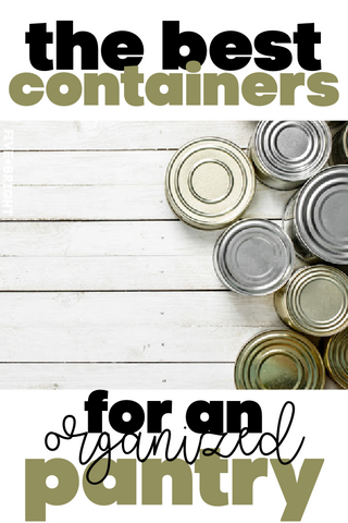 The Best Containers and Storage for Your Pantry Stockpile