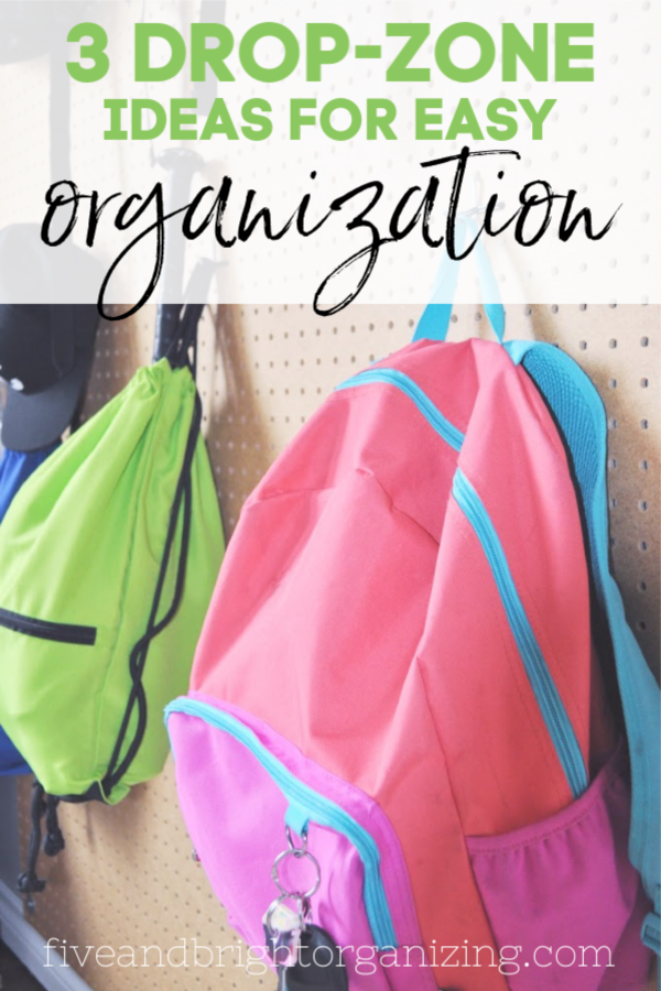Drop Zone Organization