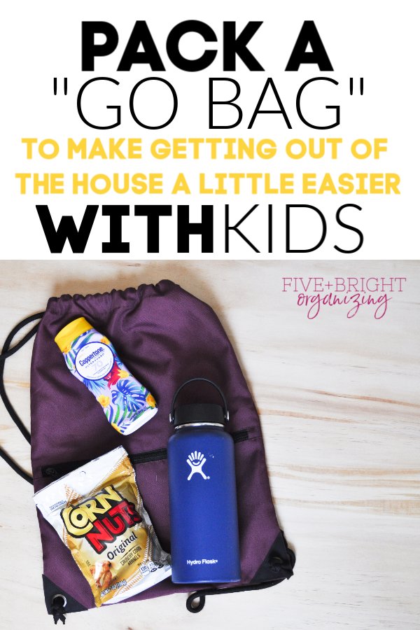 How to Easily Get out of the House with Kids