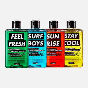 FLEXIN 3-in-1 Multi Body Wash