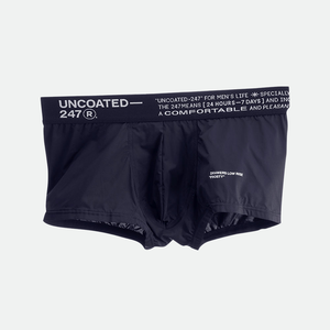 UNCOATED Drawers Low-Rise Frosty (Navy)