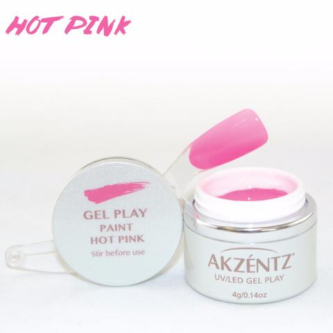 Gel Play Paint - Hot Pink