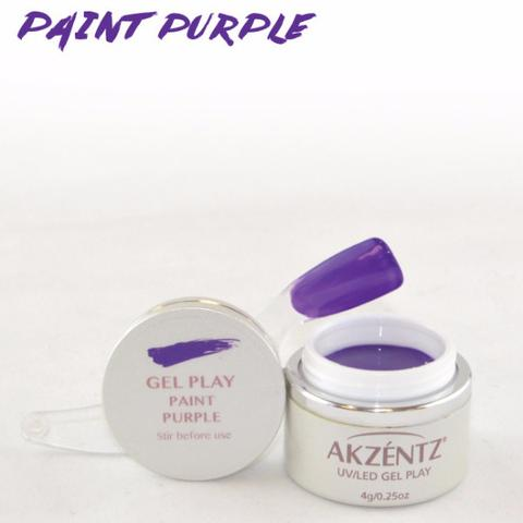 Gel Play Paint - Purple