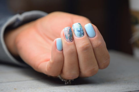 Luminary Dream - Blue Multi Flex Gel