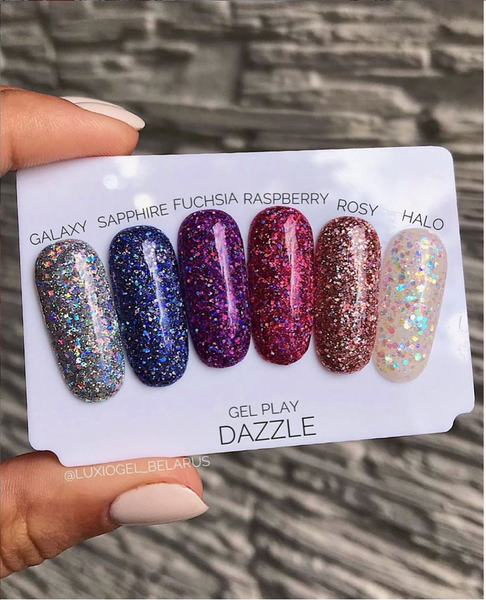 Gel Play Dazzle - Galaxy