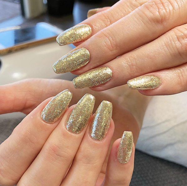 Gel Play Glitz - 24K Gold