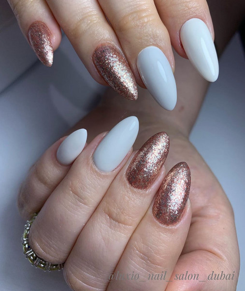 Gel Play Glitz - Rose Gold