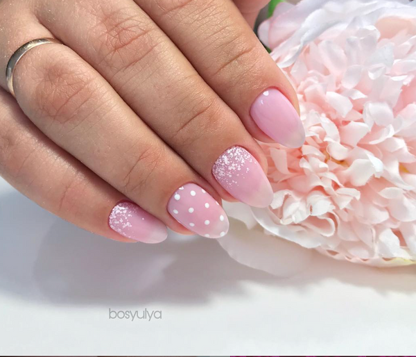 Gel Play Lace Collection: Pink Lace