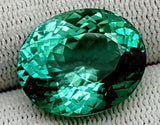 19.55 CT GREEN SPODUMENE GEMSTONE IGCNESP03