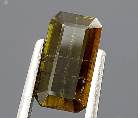 2.15 CT EPIDOTE EXTEREMLY RARE FACETED GEMS IGCEP14