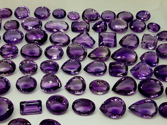 2083CT NATURAL AMETHYST WHOLESALE PARCEL IGCAMPR05 - imaangems17