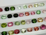 40CT MULTI COLOR TOURMALINE GEMSTONES PARCEL - imaangems17