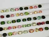 75.65CT MULTI COLOR TOURMALINE GEMSTONES PARCEL - imaangems17
