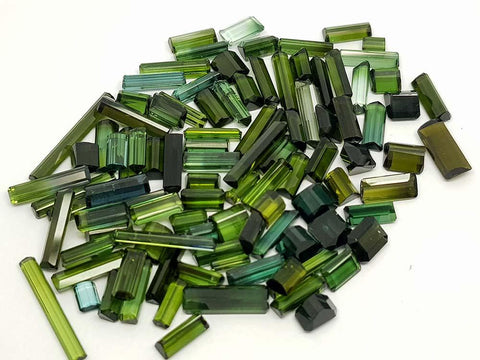 80CT TOURMALINE GEMSTONES PARCEL