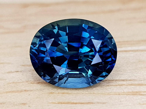 Certified 1.63CT BLUE SAPPHIRE BEST QUALITY GEMSTONE - imaangems17