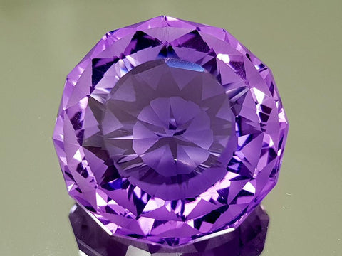 17.89CT NATURAL AMETHYST PRECISION CUT IGCAMPP23 - imaangems17