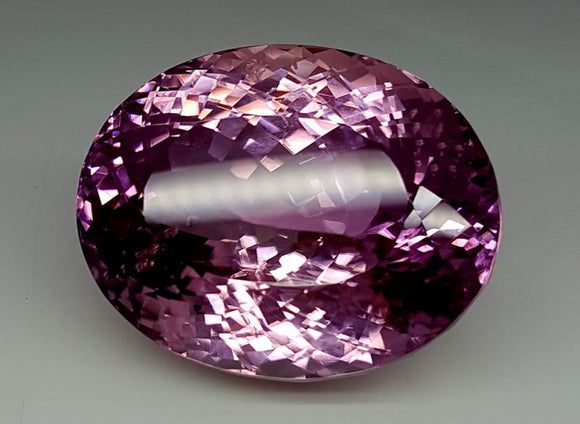 286.35CT TOP PINK KUNZITE FOR COLLECTION - imaangems17