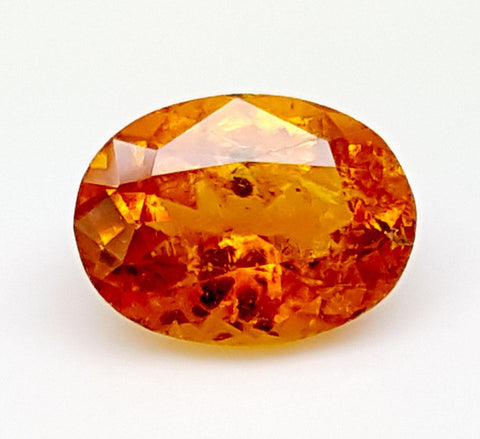 1.35CT ULTRA RARE CLINOHUMITE OF TAJIKISTAN IGCRC11