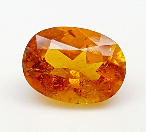 1.3CT ULTRA RARE CLINOHUMITE OF TAJIKISTAN IGCRC18