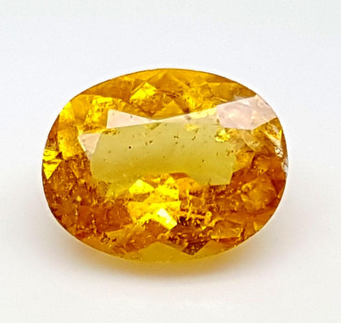1.35CT ULTRA RARE CLINOHUMITE OF TAJIKISTAN IGCRC20