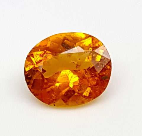 1.05CT ULTRA RARE CLINOHUMITE OF TAJIKISTAN IGCRC22